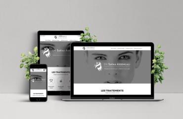 Site web Dr Safaa Assemlali