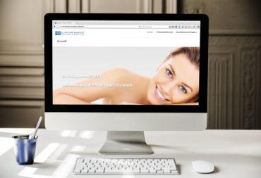Site web Dr Rafstedt