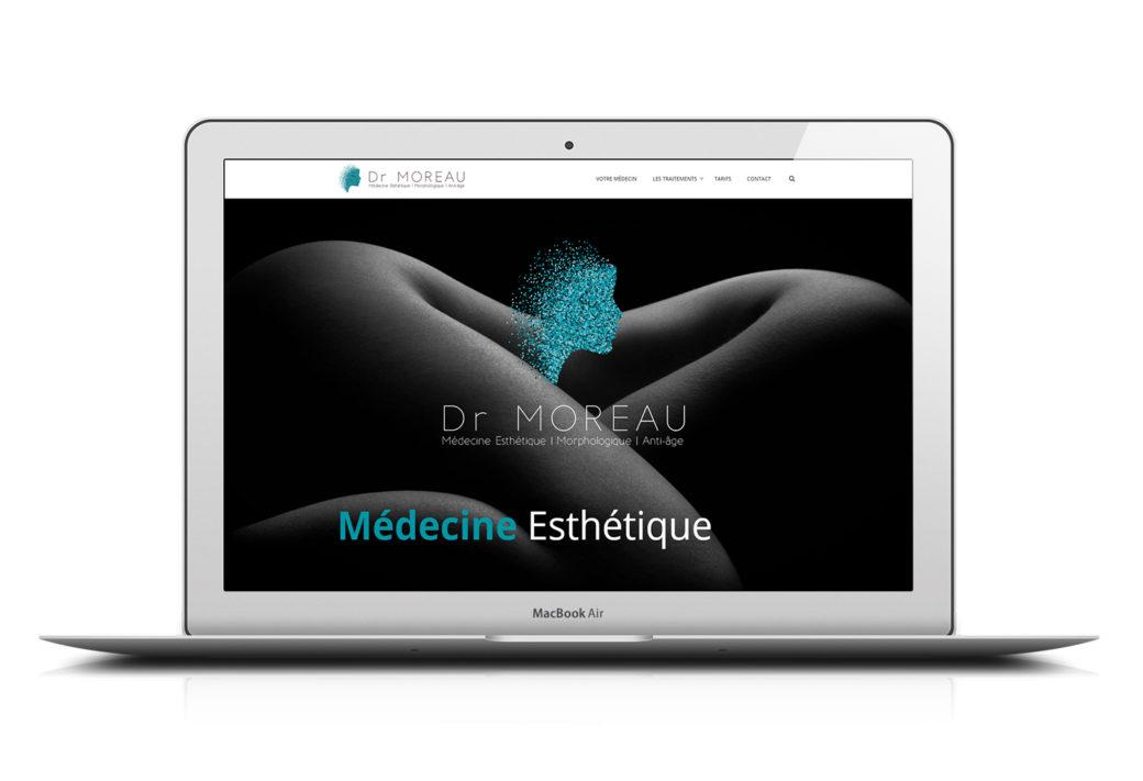 site web du docteur moreau