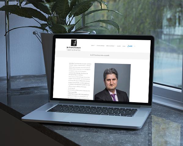 site dr Franck Faramarz